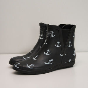 London Fog Piccadilly Rubber Boots